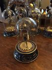 franklin mint egypt collections of 5 pieces on glass dome