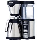 New ! Ninja Coffee Bar with Auto IQ and Thermal Carafe - 4 Brew Types (CF085W)