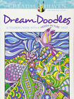 Creative Haven Dream Doodles A Coloring Book with a Hidden Picture Twist Adult