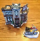Dept 56 HARLEY DAVIDSON Detailing Parts And Service  Fatboy  Softail