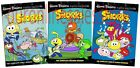 Snorks Complete Animated 1980s TV Series All Seasons 1-4 DVD Set Collection Show