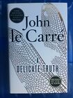 John Le Carre A delicate Truth UK 1st signed