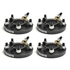 4X 20mm 4x100 to 5x1143 Hub Centric Conversion Wheel Hub Adapters for BMW E30