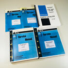INTERNATIONAL 3388 3588 3788 TRACTOR SERVICE PARTS MANUAL ENGINE OVHL SHOP SET