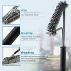 Barbecue Grill Brush Perfect for your Char Broil Grill 3in1 Stainless Steel