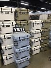 NEW YETI Roadie 20Qt Cooler Ice Chest Tan White Blue Choose your color