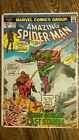 The Amazing Spider man 122 1973 Death of Green Goblin Gwen Stacy Key Issue