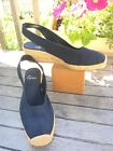 Espadrille Wedge Navy Directly From Spain