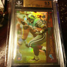 BARRY SANDERS Corey Dillon 1998 Topps Finest MYSTERY REFRACTOR SP Rare BGS 9.5
