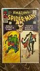 The Amazing Spider man 37 Silver Age 1st App Norman Osborn  Osborn Industries