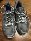 asics gel nimbus 19 mens shoes size 12 used T700N silver