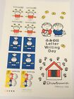 JAPAN Dick Bruna Stamps x 10 Never Used Free Shipping No1