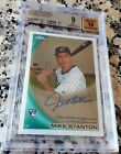 Mike Stanton Baseball Card Guide and Rookie Card Checklist 20