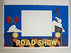 ROADSHOW Front Decal Screen Printed - PERFECT!