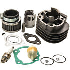 For Polaris Scrambler Predator 50cc Cylinder Piston Rings Gasket Top End Kit tpm