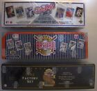 Upper Deck Lot of 3 Sealed Boxes of Baseball Cards 1991 1992 1993 Complete Sets