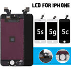 Touch Screen Replacement LCD Digitizer Display Assembly For Apple iPhone 5 5c 5s