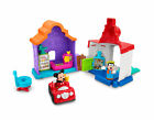 Magic Of Disney Mickey  GoofyS Gas And Dine Playset By Little People