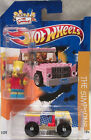 Hot Wheels CUSTOM THE SIMPSONS FAMILY CAR w Bart Lego Figurine Limited 1 25 Made