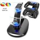 PS4 Accessories Joystick PS4 Charger Play Station 4 Dual Micro USB Charging