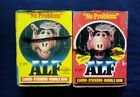 Vintage 1987 Topps Alf Unopened Wax Box 2 Box Lot Both Series 1
