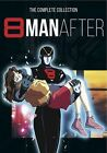 8 Man After Complete Collection DVD Set Cyborg Cop Anime TV Show Series Episodes