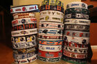 7 8 1 Grosgrain Ribbon Complete Set 32 NFL Football Team Mixed Lot or Choose