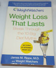Weight Watchers Weight Loss That Lasts NEW WW