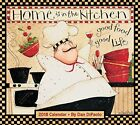 Home Is in the Kitchen 2018 Deluxe  by Dan DiPaolo Wall Calendar