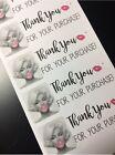 50 Marilyn Monroe Thank You Stickers Labels