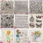NCraft Clear Stamps T904 Scrapbook Paper Craft Clear stamp scrapbooking