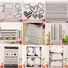 NCraft Clear Stamps T910 Scrapbook Paper Craft Clear stamp scrapbooking