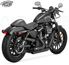 Vance and Hines Shortshots for Harley Sportster Exhaust fits 2014 18 V