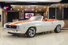 1969 Chevrolet Camaro RS SS Indy Pace Car Convertible Restomod Rotisserie Built RS SS Z11 Indy 500 Pace Car  Matching 396 350 5 Speed A C