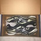 Asics Hyper MD 4 Size 10 Track Spikes Shoes Cleats Onyx Black Sprinting Running