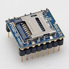 U-disk audio play Mini TF SD Card MP3 Sound Module For PIC Arduino WTV020-SD-16P