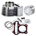 Durable 47mm Cylinder Piston Rings for 4 Stroke Motorcycle 139QMB 139QMA Engine
