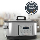 Instant Pot Multi Pressure Cooker 8-in-1 Programmable Slow 6 Qt Stainless Steel