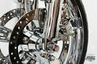 Enforcer Chrome Front Wheel Package Exchange 2014 18 Harley Street Glide Touring