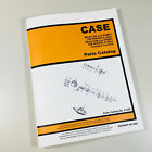 CASE 644 644BH BACKHOE COMPACT TRACTOR PARTS MANUAL CATALOG S/N 9698284