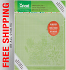 2 Pack 12x12 Inch Provo Craft Cricut Cutting Mats Standart Grip Adhesive Tools