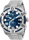 Invicta Men's 25548 Bolt Quartz Multifunction Blue Dial Watch