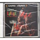 Los Indios Tabajaras CD Sweet And Savage / RCA Victor Sealed 0743212985221