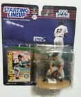 1999 Alex Rodriguez Seattle Mariners  Baseball Starting Lineup SLU