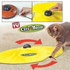 V4 Pet Cat Meow Electronic Interactive Undercover Mouse Cat Kitten fancy Toys