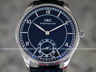 IWC 5445 Portuguese Hand-Wound, Vintage Collection, Reference 5445-01,