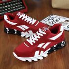 Mens Casual Shoes Antiskid Running Shoes Sports Sneakers Fashion Shoes PN