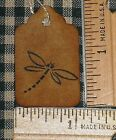SALE 25 XS spring summer DRAGONFLY PRIMITIVE craft show price gift HANG