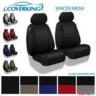 Coverking - Spacer Mesh Front Custom Seat Covers For 2010 - 2011 Ford Mustang