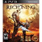 Kingdoms of Amalur: Reckoning (2010) - (Complete CIB, Tested) - (PS3) Playstatio
